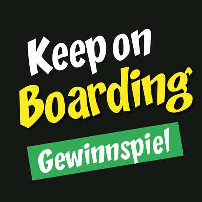 Keep on boarding