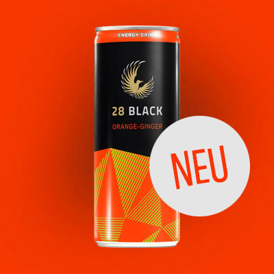 28 BLACK Orange-Ginger
